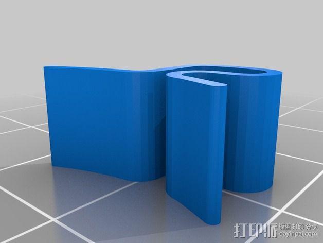 迷你家具 3D模型  图3
