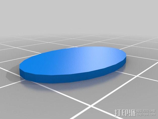 迷你家具 3D模型  图6