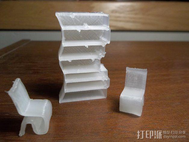 迷你家具 3D模型  图12