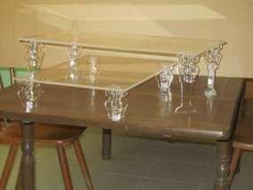 桌子  3D模型