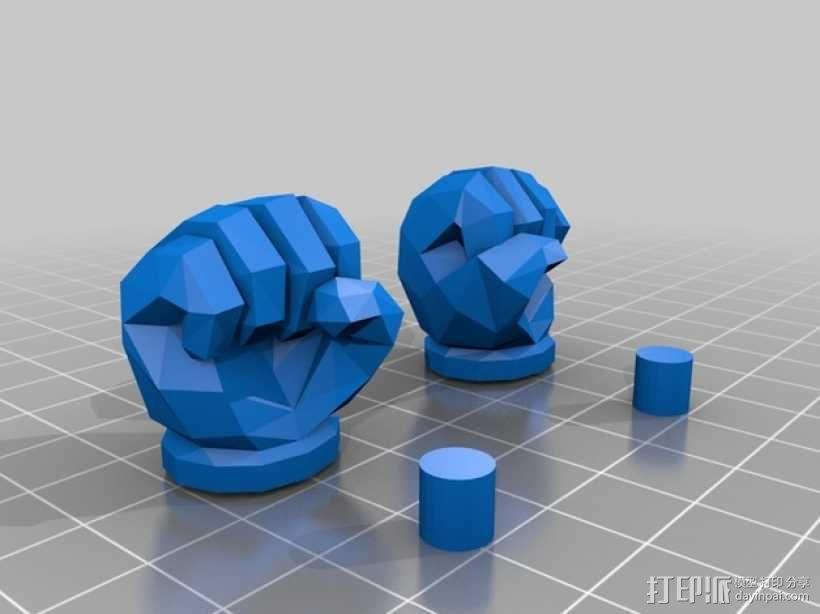 马里奥 3D模型  图4