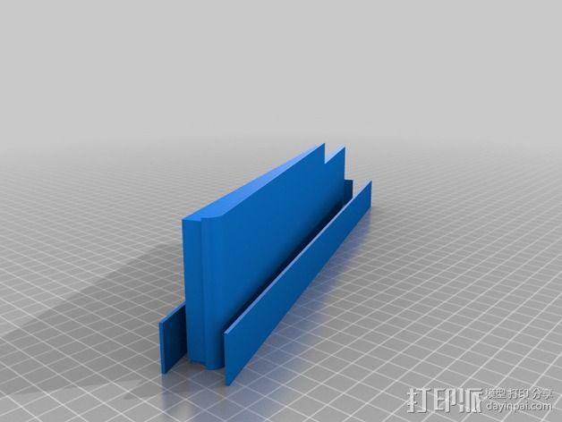澳洲联储大厦模型 3D模型  图11