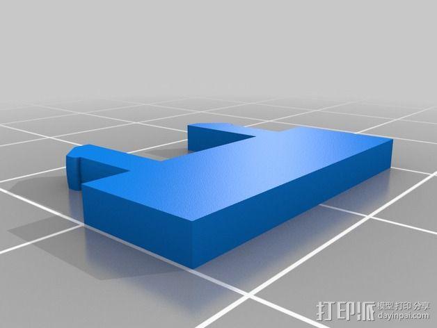 疯猫机器人连接部件 3D模型  图10