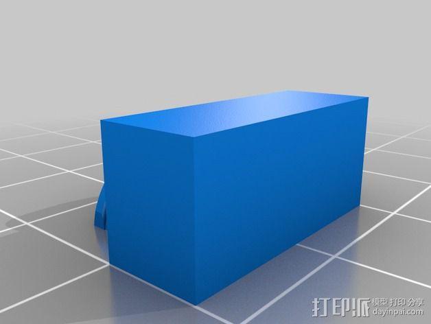疯猫机器人连接部件 3D模型  图11
