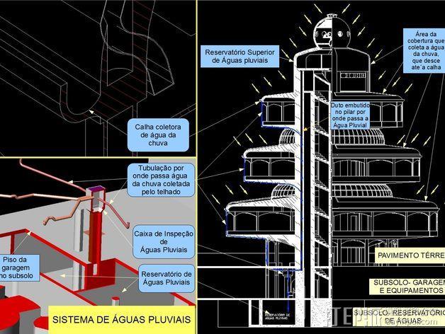 概念式圆顶建筑 3D模型  图17