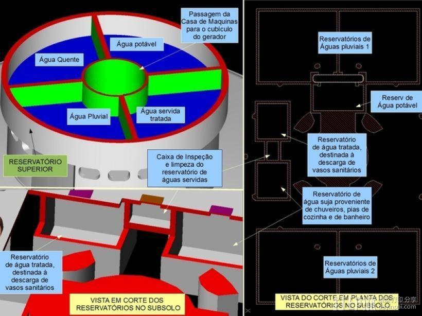 概念式圆顶建筑 3D模型  图22