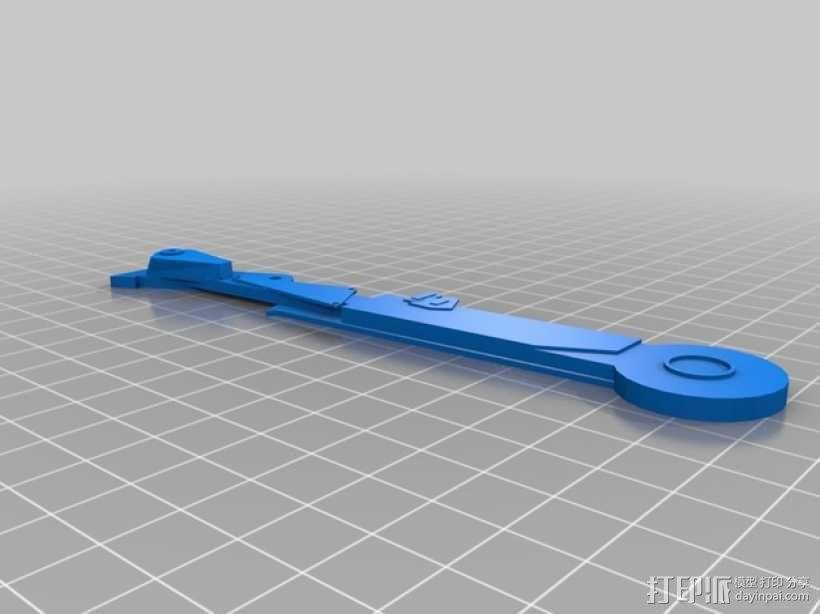 AT-ST步行机 3D模型  图5