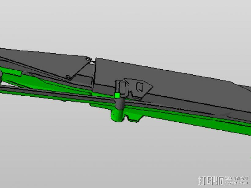 AT-ST步行机 3D模型  图8