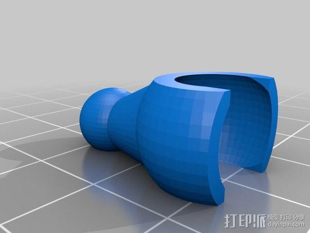 海星 3D模型  图3