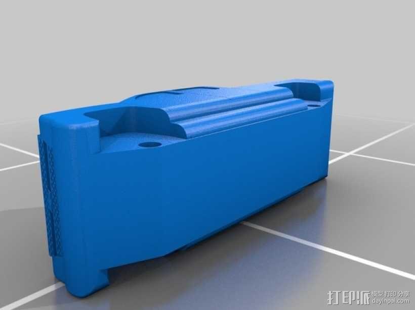 Chevrolet Silverado雪佛兰卡车 3D模型  图6