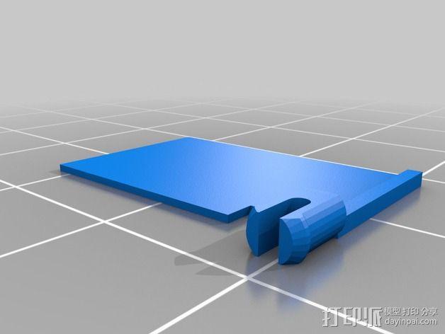 Rally Raid 跑车 3D模型  图6