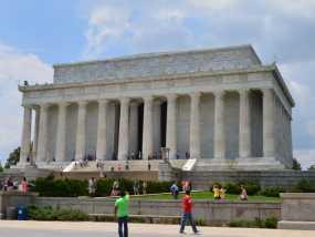 林肯纪念馆 3D模型