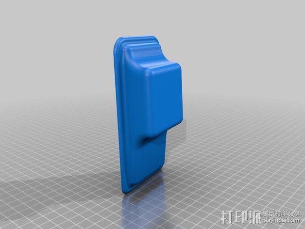 Ford Zetec 发动机  3D模型  图6