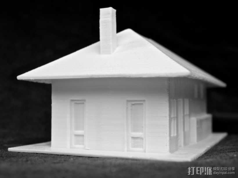 Dante火车站 3D模型  图4