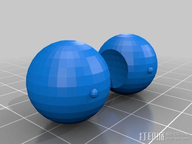 鱼 小鲭鱼 3D模型  图4