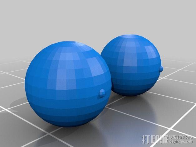 鱼 小鲭鱼 3D模型  图10