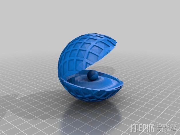 鱼 小鲭鱼 3D模型  图14