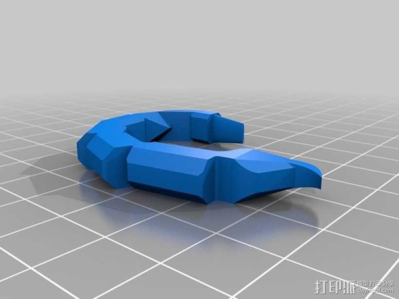 蝎子 3D模型  图2