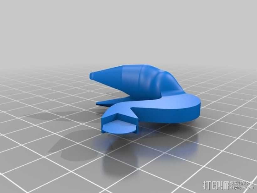 蝎子 3D模型  图3