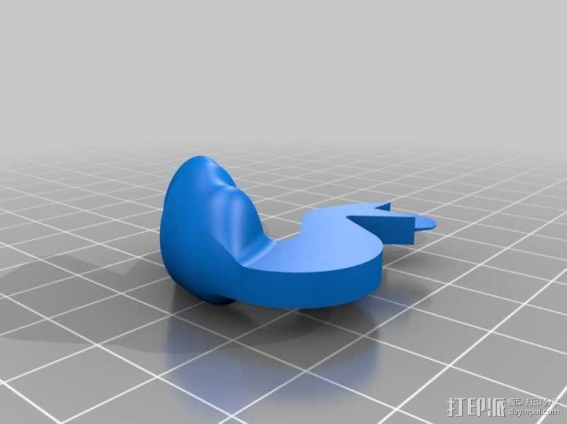 蝎子 3D模型  图4