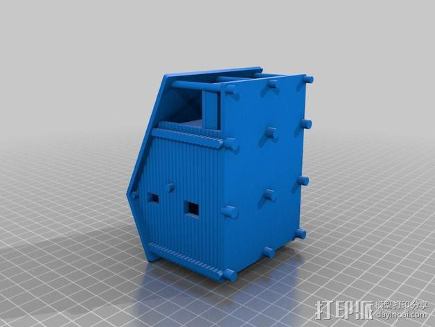 小房屋 3D模型  图5