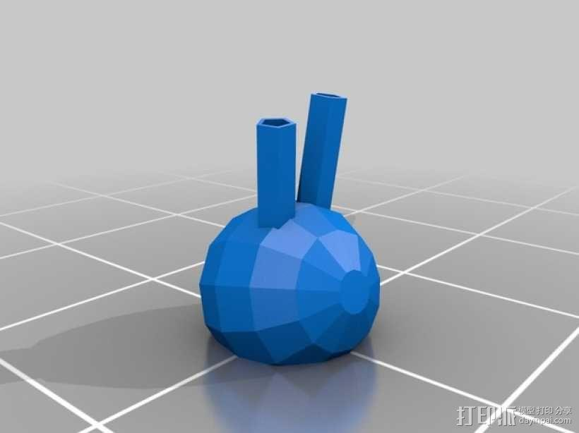 Arkon太空飞船 3D模型  图4