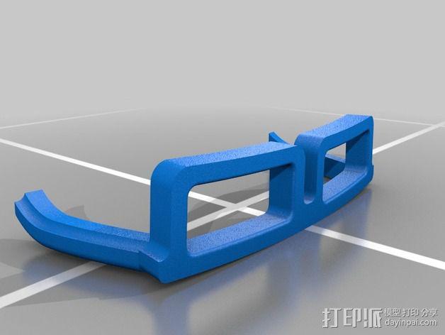 Carla 小玩偶 3D模型  图4