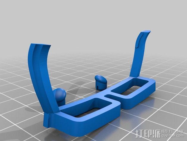 Carla 小玩偶 3D模型  图5