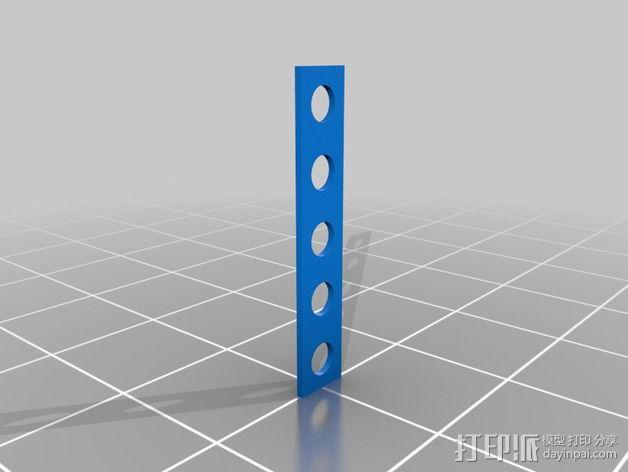 购物中心灯罩 3D模型  图9