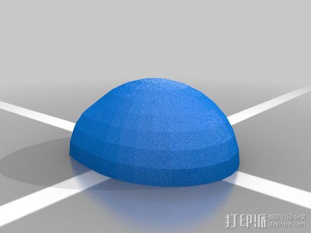 购物中心灯罩 3D模型  图25