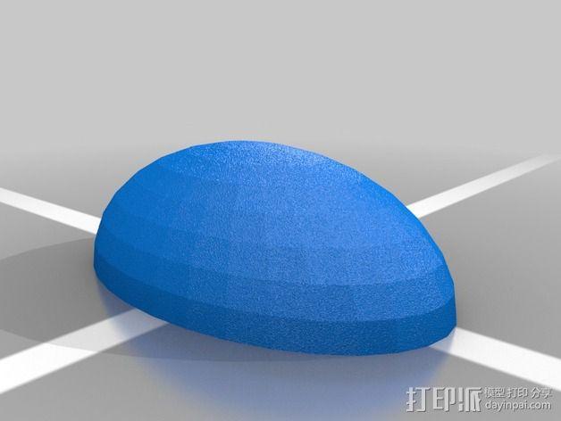 购物中心灯罩 3D模型  图23