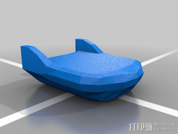 购物中心灯罩 3D模型  图24