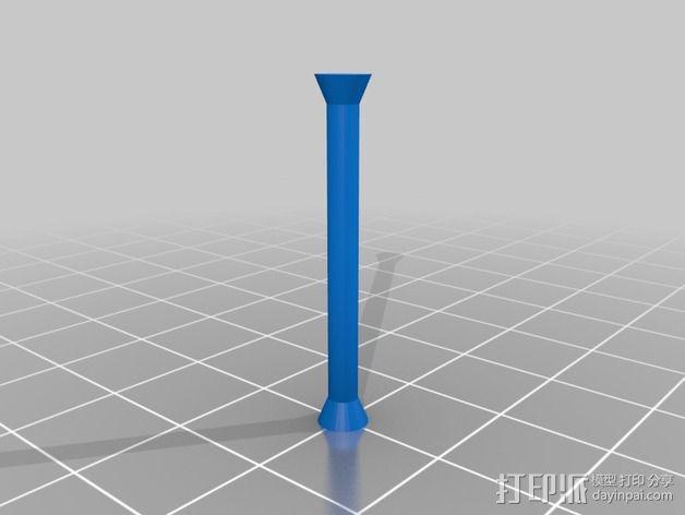 购物中心灯罩 3D模型  图30
