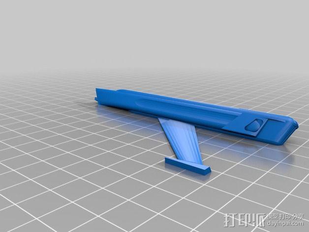 星舰 3D模型  图6