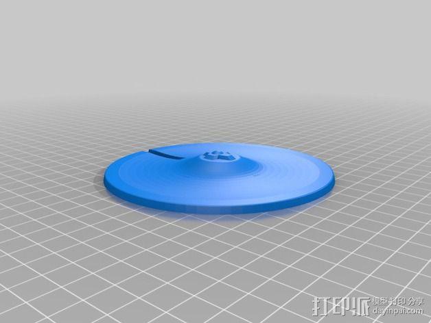 星舰 3D模型  图8