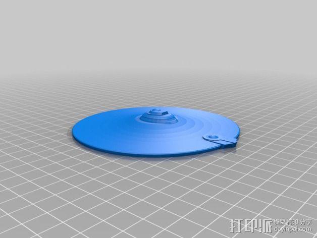 星舰 3D模型  图11
