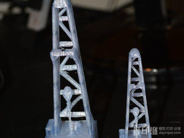 石油钻塔 3D模型  图11
