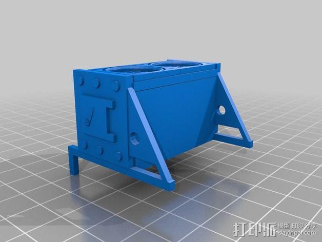 空气过滤器 3D模型  图3