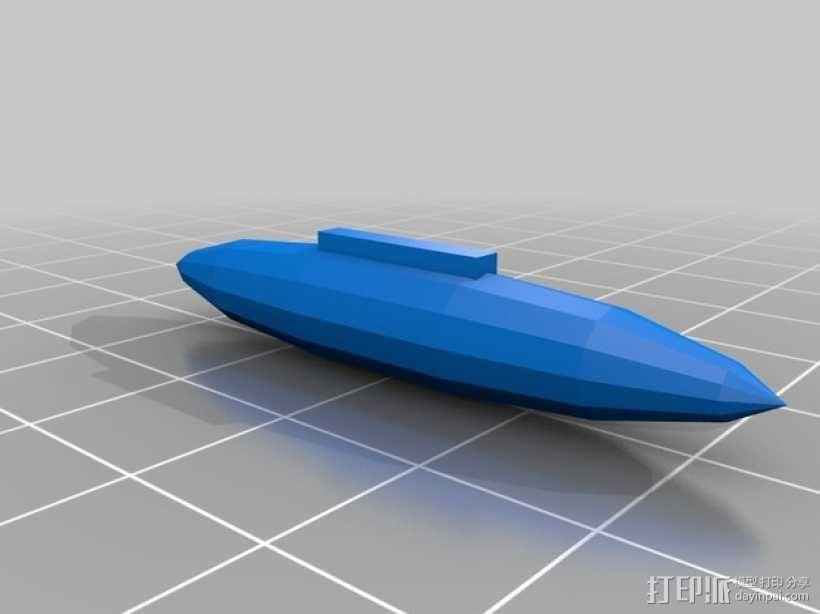 mc donnell喷射式战斗机 3D模型  图6