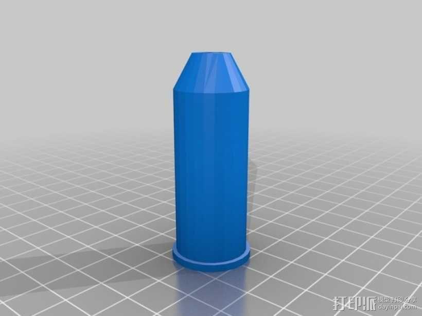 Cylume Samaritan炮弹模型 3D模型  图2