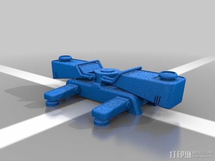 军团要塞 传送点  3D模型  图1