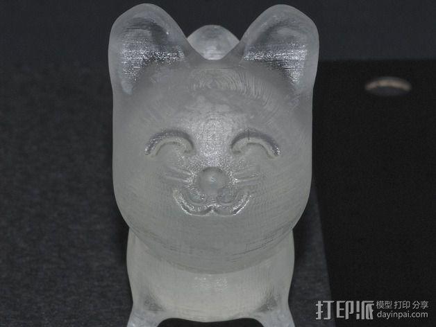 猫咪 3D模型  图2