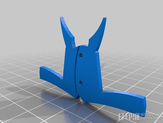 小丑 3D模型  图3