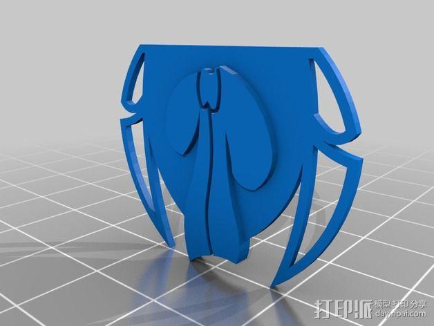 小丑 3D模型  图2