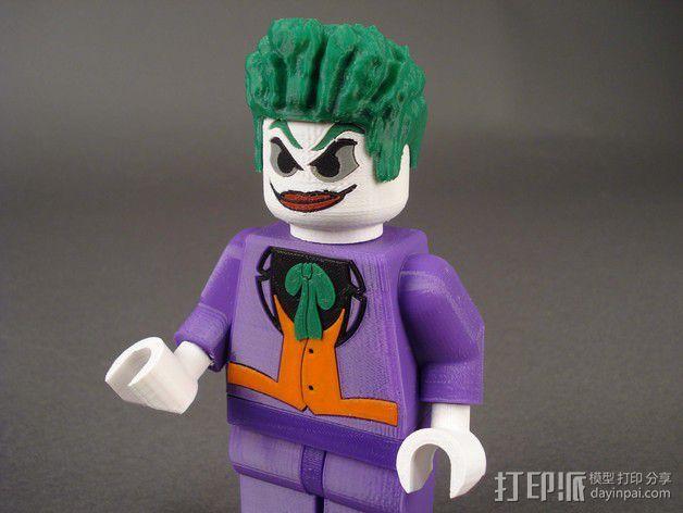 小丑 3D模型  图5