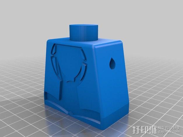 小丑 3D模型  图4