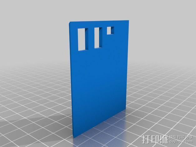 战争游戏建筑 3D模型  图8