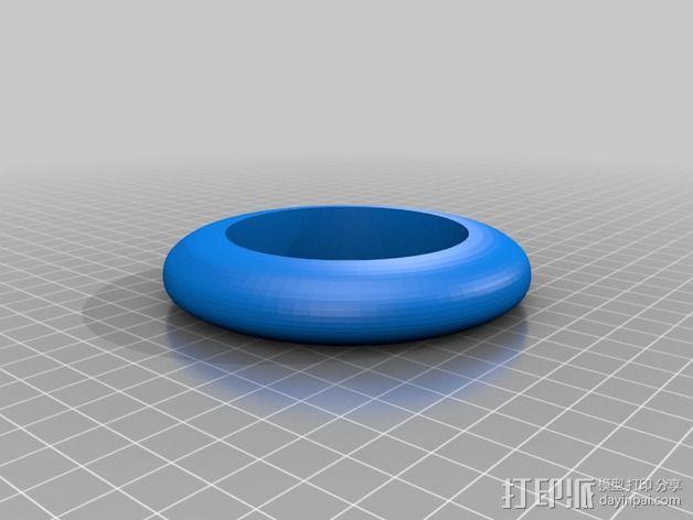 维多利亚灯 3D模型  图4