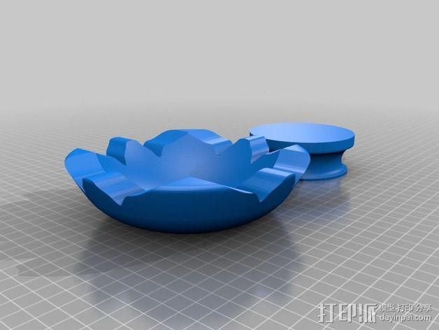 维多利亚灯 3D模型  图8