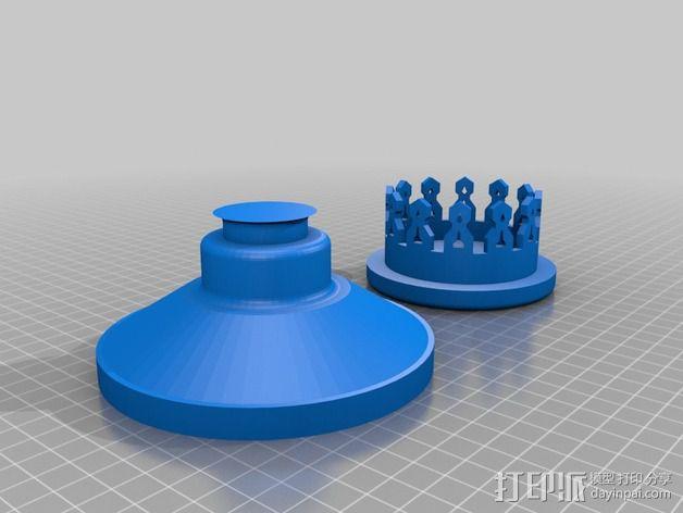 维多利亚灯 3D模型  图10